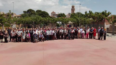 foto de grup Festa de la Gent Gran