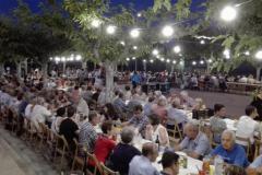 Sopar popular de la revetlla de Sant Joan 2017